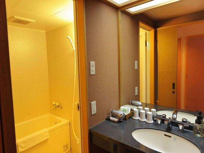和室 バスルーム・洗面台