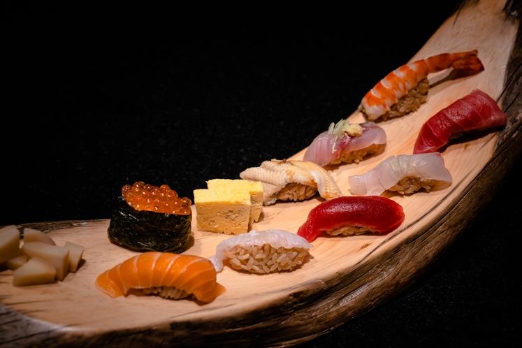 Sushi Restaurant 一目瞭然
