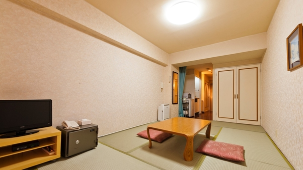 【コンパクト禁煙和室】7.5畳ミニキッチン・ハ゛ス・トイレ
