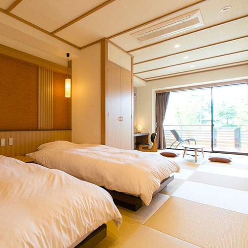 【季の邸】新館 客室一例