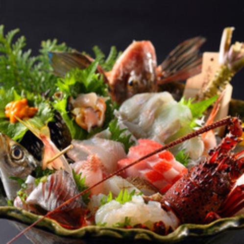 地魚貝大皿盛り2