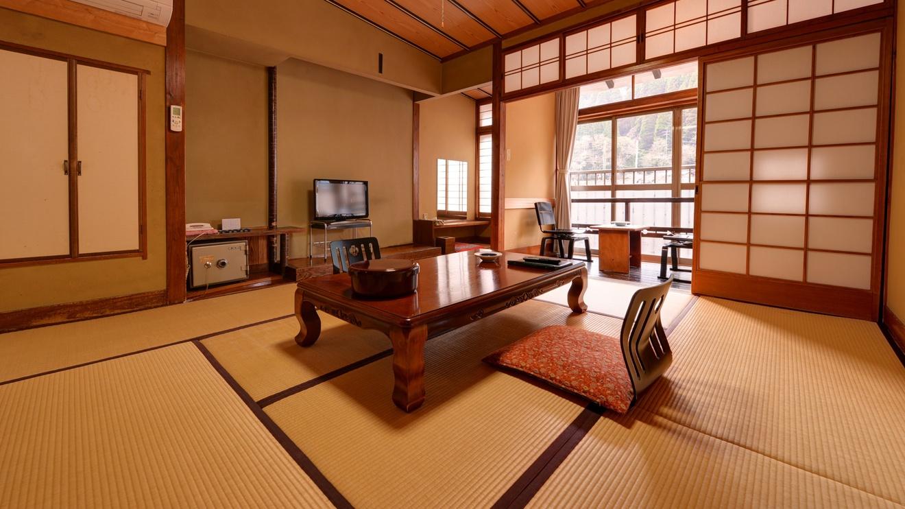 *おまかせ和室8畳(客室一例)/グループやご家族でのご旅行にオススメ!