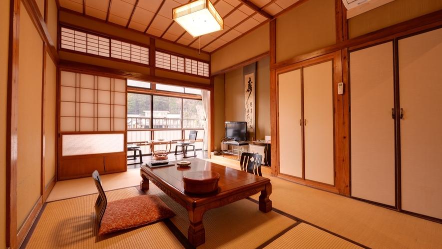*おまかせ和室6畳(客室一例)/一人旅やカップルに◎純和風のお部屋で寛ぎのひと時をお過ごし下さい。