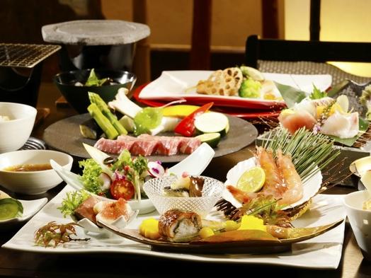 【ときわや〜スタンダード】 味覚&駿河の幸の和洋折衷創作料理を愉しむ