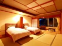 【客室】ツインベッド和室<2名様専用>