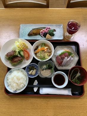 二食(夕食・翌朝食)付【鮎の甘露煮プラン】
