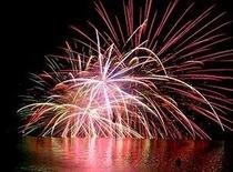 かすみ海上花火大会