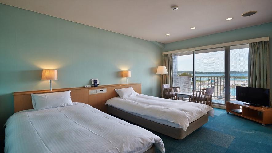 【3階~4階和洋室◇客室一例】明るく開放的なお部屋です