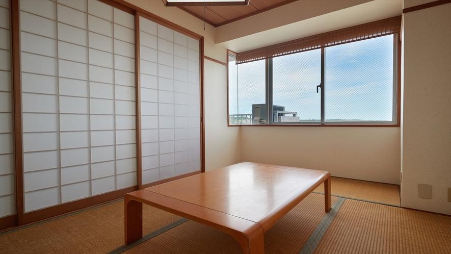 【3階~4階和洋室◇客室一例】外の風景が最高です