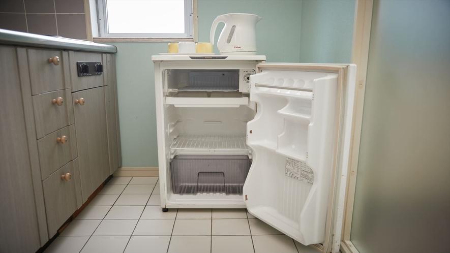 【3階~4階和洋室◇客室一例】冷蔵庫あります!
