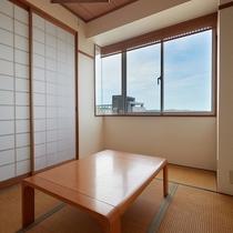 【和洋室◇客室一例】外の風景が最高です