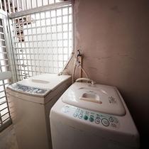 【1階◇非常階段部分】洗剤についてはフロントにて販売しております