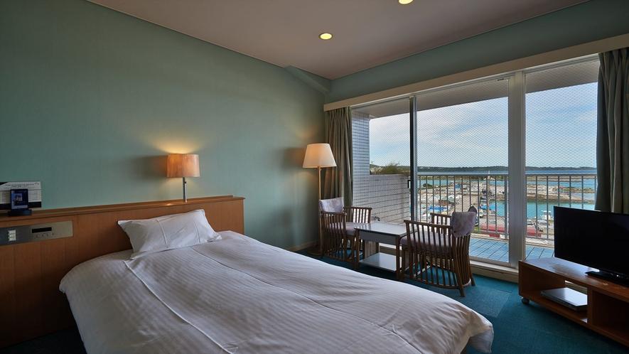 【3階~4階和洋室◇客室一例】外の風景を眺めながらゆったり・・・♪