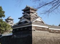 熊本城別角度