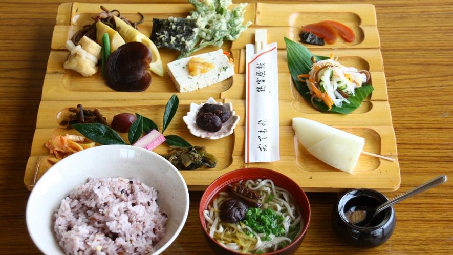 *【食事】朝食一例 鶴富御前