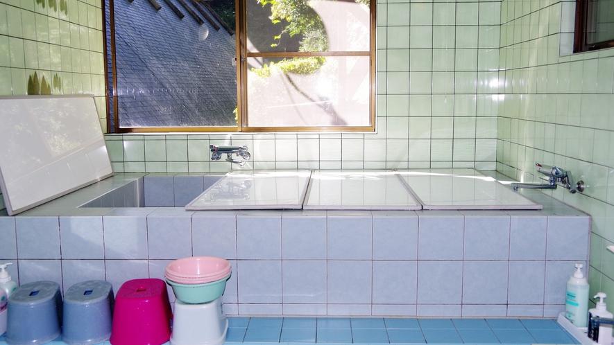 *【風呂】循環式のお風呂です