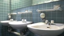 *【共同洗面所】和室のお部屋にはバストイレがございませんので共同でご利用下さい。