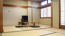 *【和室12畳一例】6名様までOK★お部屋からは瀬田川がご覧いただけます。