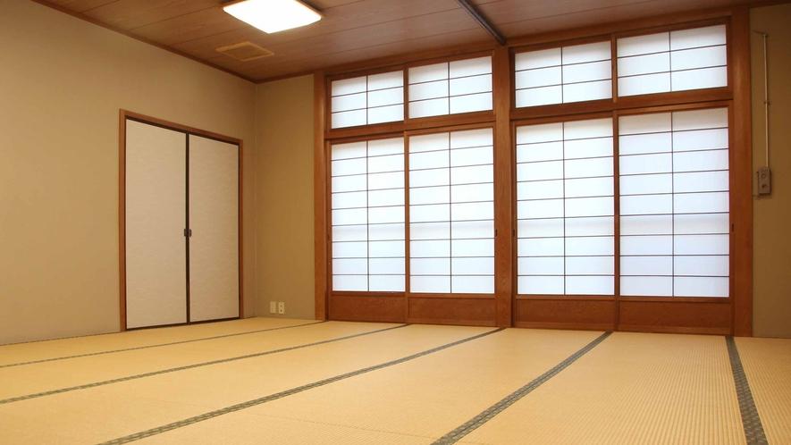*【和室18畳一例】広々としたお部屋は10名様までOK!