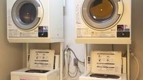 *【コインランドリー】洗濯機は200円・乾燥機は100円/30分でご利用いただけます。