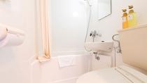 スタンダードセミダブル バスルーム一例