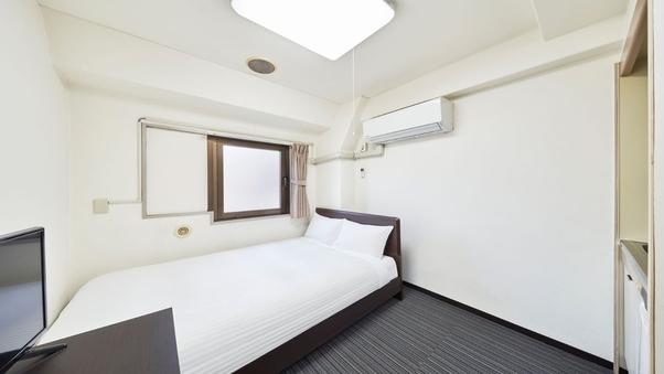 【喫煙】スタンダードセミダブル/12平米 ベッド幅120cm