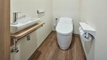 デラックスツイン トイレ