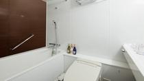 デラックスファミリー(キッチン付)バスルーム