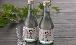 地酒 四季桜