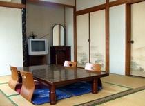 客室(和室)例