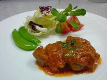 豚肉のシチリア風煮込み