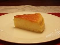 マスカルポーネチーズスフレ