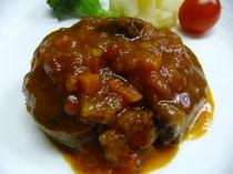 フルコースディナー(肉料理)|オッソブーコ