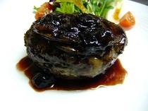 フルコースディナー(肉料理・秋~初冬・プラン限定)|エゾシカ肉のグリーヴェ