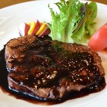 アラカルトディナーメニュー|豚肉のソテー バルサミコソース|1,280円