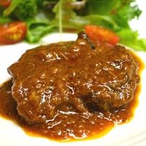 アラカルトディナーメニュー|ふらの牛スネ肉の煮込み|1,500円