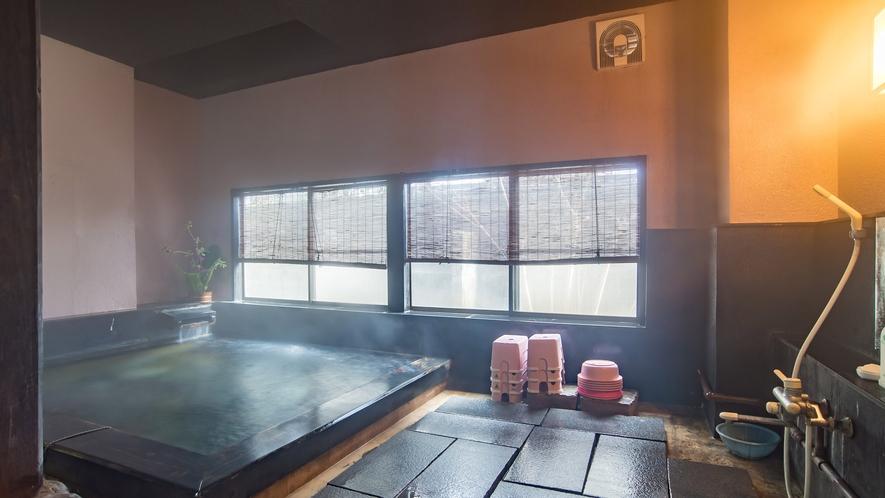 *【大浴場/女湯】美人湯と評判の温泉で、お肌もすべすべに♪