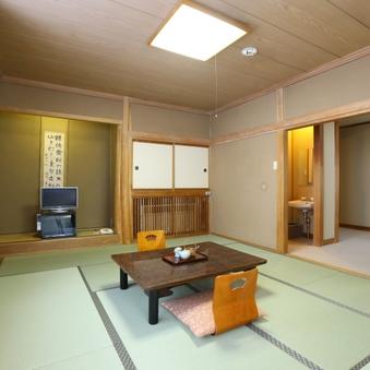 【禁煙】和室10畳 ご家族におすすめ 落ち着いた空間