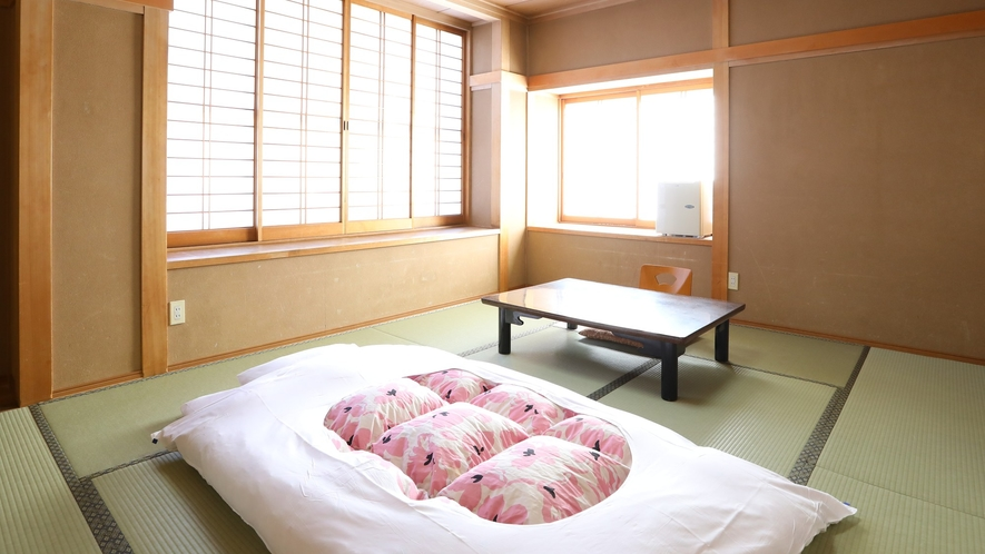 ◇10畳和室『小町』お子様連れには安心の和室をお勧めしております