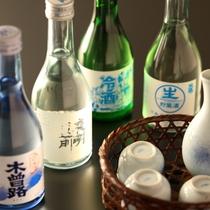 ◇地酒 冷酒