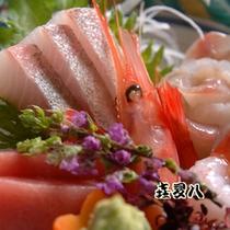 日本海の採れ立てピチピチの海の幸をご堪能下さい!