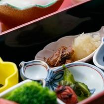 ●喜多八名物 こんかいわし(朝食)