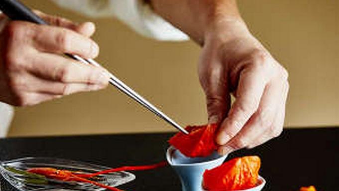 【牛陶板ステーキ付にGUP&個室食事処】<早得>いろどり秋の創作和懐石〜松茸ほか秋の厳選食材の饗宴