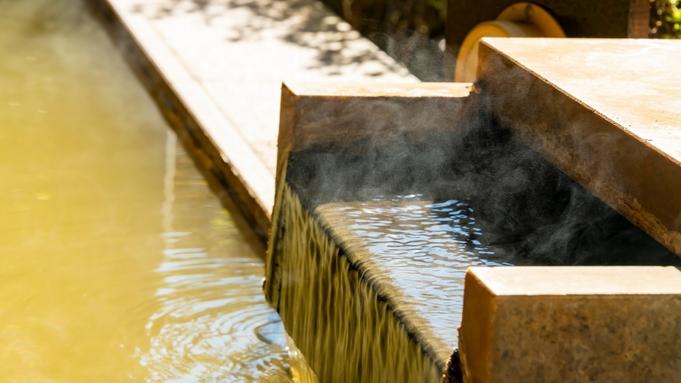 【千樹館スタンダードプラン】石段街まで徒歩1分〜黄金白銀の2湯と郷土の味覚を堪能