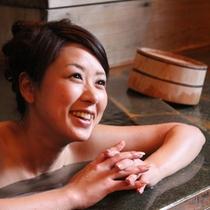 伊香保の温泉を独占できる源泉かけ流しの貸切風呂【ふわり】ご予約をお忘れなく