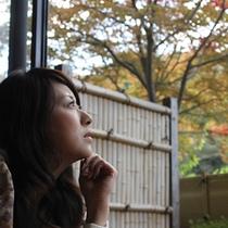 10月下旬〜11月中は紅葉の見ごろ