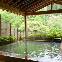 湯ざわり柔らかく、ほのかな温泉の香り。泉質の良さも特徴のひとつです。