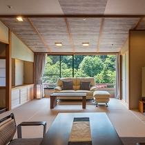 和モダン客室は全室禁煙、空気洗浄機完備しております。