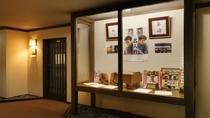 【将棋ギャラリー】名人戦ゆかりの品々を展示