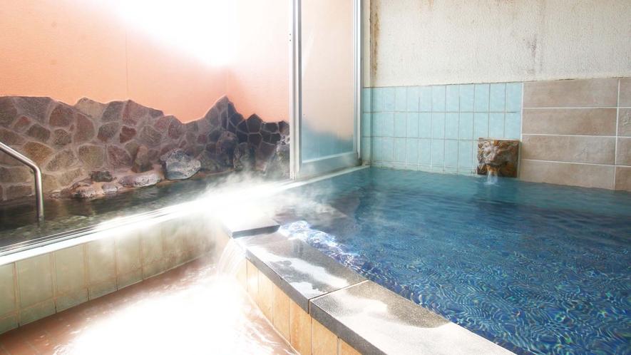 自家源泉掛け流しなので、温泉本来の素晴らしさを味わって頂けます。